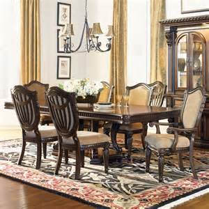 Traditional Dining Table Designs Fairmont Designs Grand Estates Dining Collection Traditional Dining Tables New York By