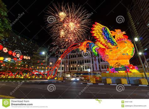 new year 2015 celebration in chinatown singapore chinatown 2017 new year fireworks stock