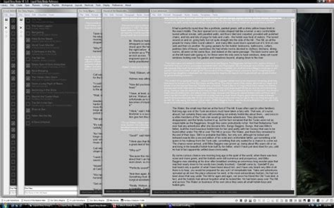 best writing software liquid story binder xe by black obelisk software writing