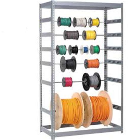 cable reel racks wire spool racks