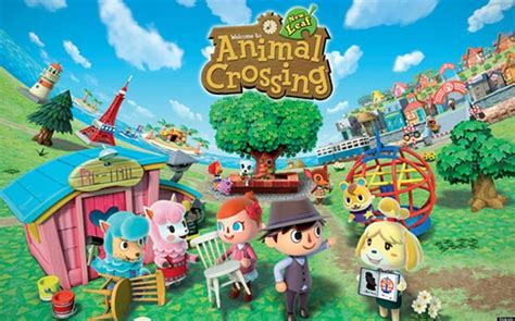animal crossing animal crossing new leaf 3ds review