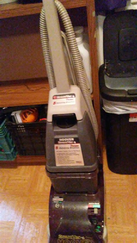 Hoover Steamvac Upholstery Attachment by Letgo Hoover Steamvac Carpet Cleaner In Nicholasville Ky