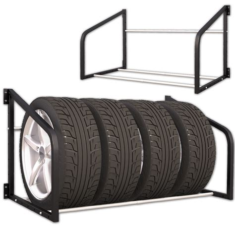 wall tire rack storage storing tires  garage journal board mauriziopecorarocom