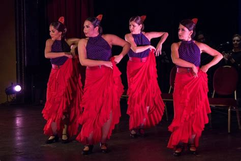 flamenco encyclopedia  dancesport