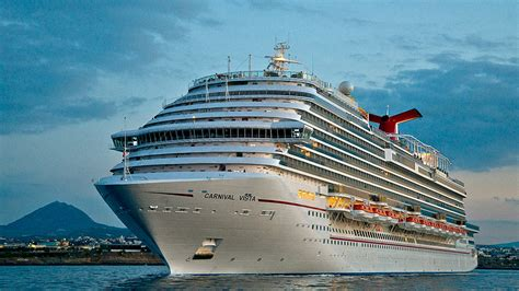 biggest cruise ship watch carnival just debuted its biggest cruise ship fortune