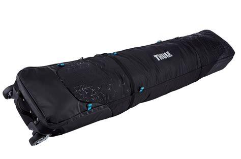 Skii Big Travel Bag thule roundtrip ski roller bag review snow magazine