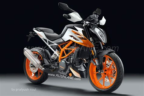 Ktm Duke 390 2017 Ktm Duke 390 Render Based On