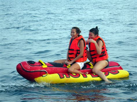 banana boat ride cost in pattaya pattaya yacht charters activities watersports