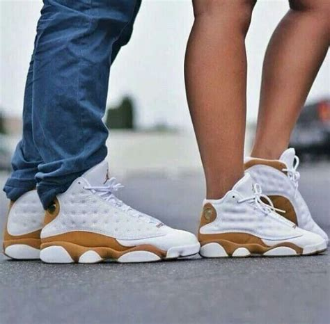couples jordan 4 c couples with matching sneakers dope couples