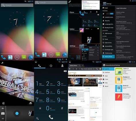 paranoid android rom paranoid android jb rom theunlockr theunlockr