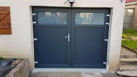 porte garage pvc portes de garage