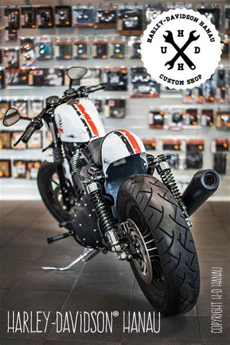 Motorrad Shop Gelnhausen by Sportster Iron 883 Umbau Vintage Iron Custombike