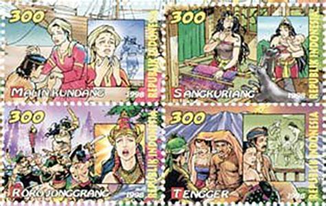 Buku Seri Pembuatan Komik Tintin Abdallah prangko komik seri rakyat