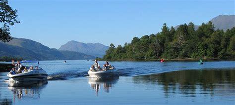 boats loch lomond speedboat tour on loch lomond