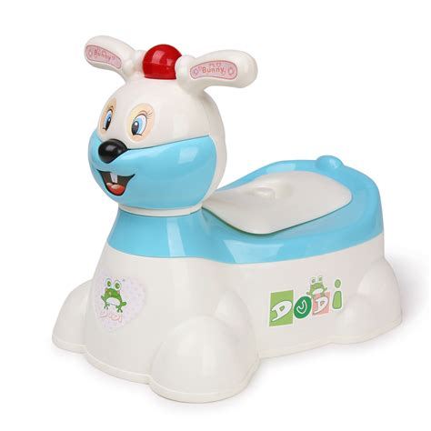 baby potty seater infant toilet potty chair seat lovely rabbit