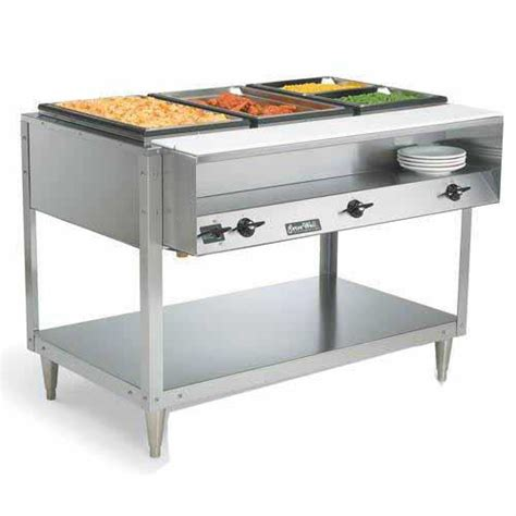 vollrath steam table manual vollrath 38105 servewell 174 700 watt 5 well food
