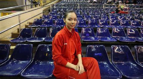 assalwa juara 1 di nh 2015 profil lindswell kwok ratu wushu cantik kebanggaan