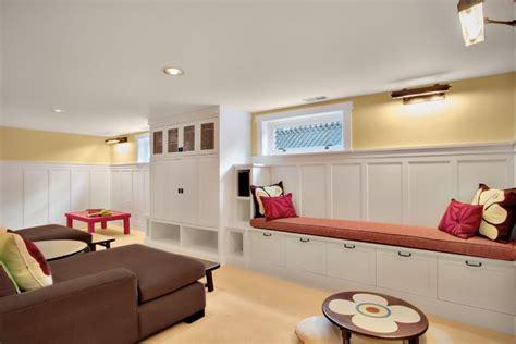 Built Ins   Traditional   Basement   seattle   by J.A.S. Design Build