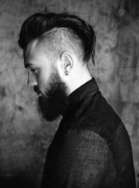 long undercut haircuts  men lengthy male hairstyles