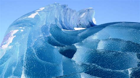 frozen waves frozen waves antarctica free images at clker com