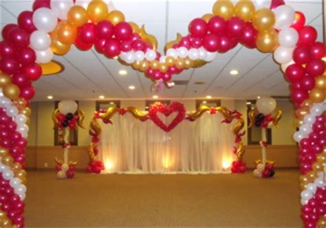 balloon decorations los angeles party favors ideas