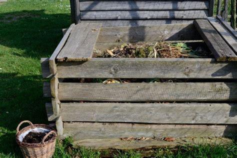 komposter aus holz selber bauen komposter bauanleitung 187 bauanleitung org