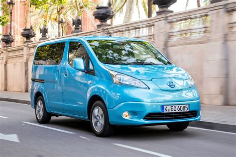 nissan e nv200 7 seater review auto express