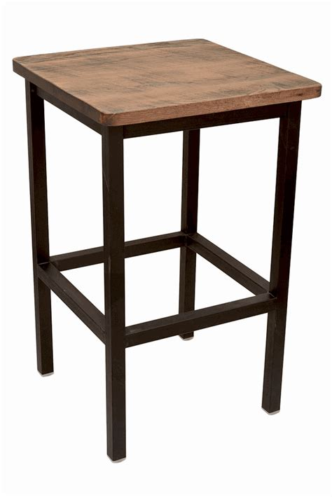 commercial backless bar stools gladiator commercial grade square backless bar stool