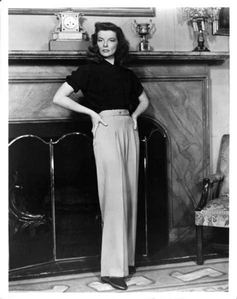 Styles Of Katharine Hepburn | katharine hepburn style katharine hepburn fashion