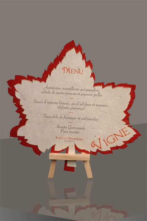 Modeles De Menus De Table menu de table th 232 me ch 234 tre mod 232 le vigne menu mariage