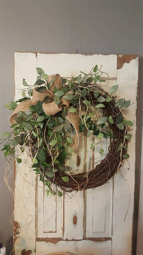 wreath ideas for front door 25 best ideas about outdoor wreaths on pinterest diy