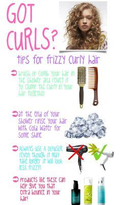 Ways To Do Your Hair After A Shower by 1000 Ideas About Curly Hair Tips On Curly