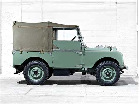 land rover series 1 land rover series 1 reborn is irresistible autoevolution