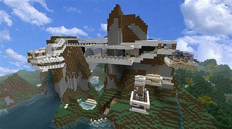 minecraft mountain house xbox one inspiration showcase series youtube image gallery huge mountain house