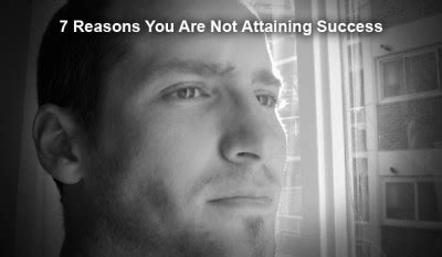 7 Reasons To Explain Your Lack Of Concentration by 7 Reasons You Are Not Attaining Success
