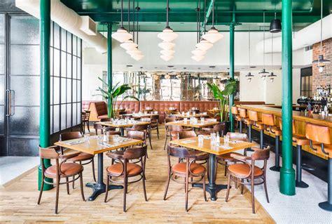 Restaurant Architecture Vallier Restaurant By Appareil Architecture Urdesignmag
