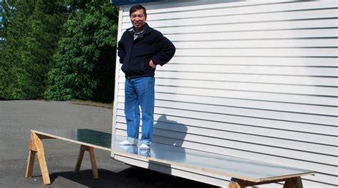 metal fabrication metal door panels non warping patented