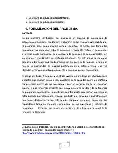 antecedentes del articulo5 proyecto de investigaci 243 n sobre el futuro acad 233 mico de