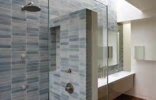 glass tile for bathrooms ideas some bathroom flooring ideas to consider knowledgebase