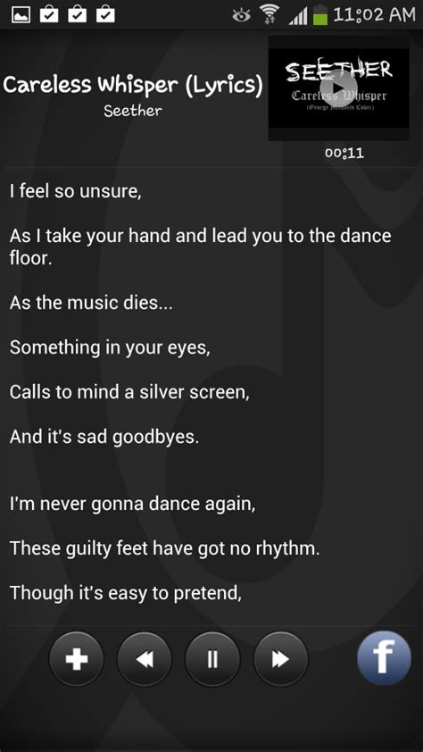 Offline Lyrics Apps for Android