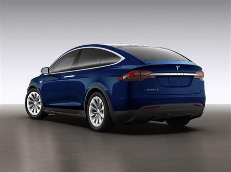 Tesla Suv Tesla Unveils The Model X The World S Range