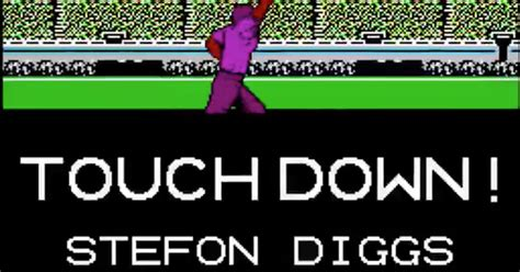 Roosters Super Bowl Giveaway - minnesota vikings miracle playoff win recreated in tecmo super bowl gogame com