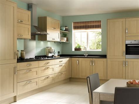 kitchen cabinets tulsa tulsa oak effect shaker kitchen wickes co uk