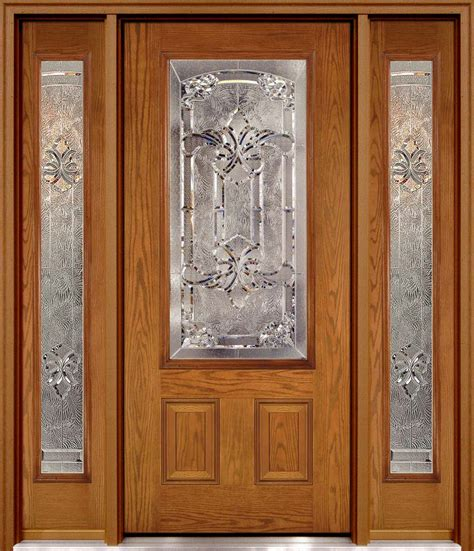 fiberglass entry door with glass home entrance door fiberglass entrance doors