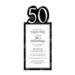 50th birthday invitation template word 50th birthday invitation template by loveandpartypaper