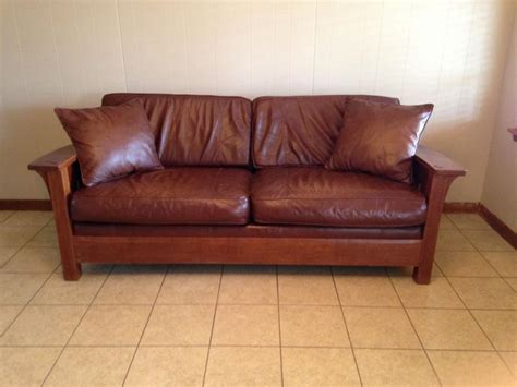 stickley mission sofa new stickley for sale classifieds