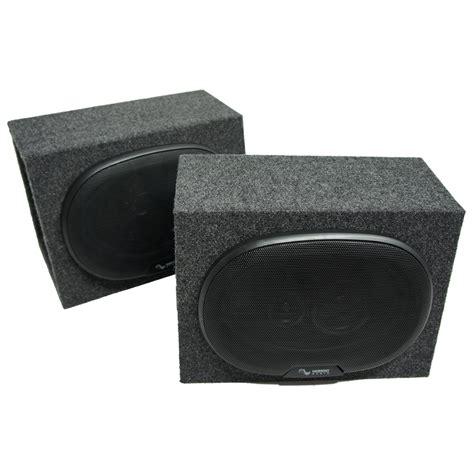 Box Custom Audio Avanzaxenia 1 universal car truck suv harmony audio r69 dual 6x9