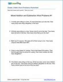 2nd grade math word problem worksheets free and
