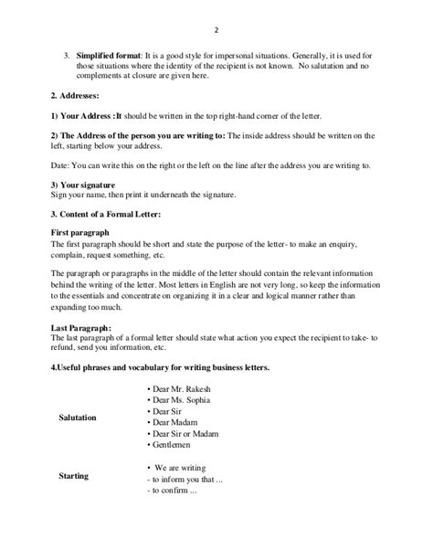 Request Letter Phrases Business Letters