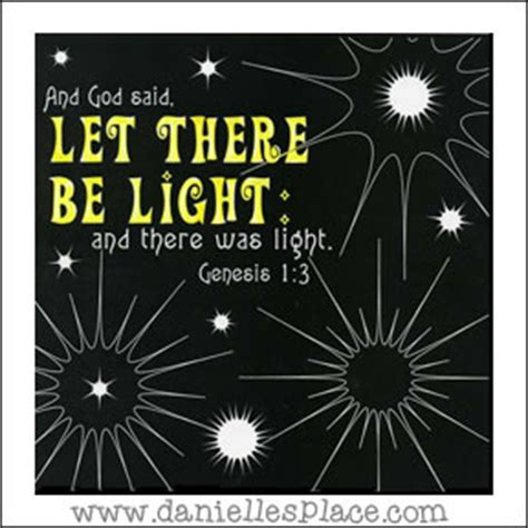 let there be light bible verse bible verse coloring sheets for sunday old testament